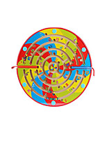 Maze & Sequential Puzzles Plane Plane Kids Children's Day Christmas