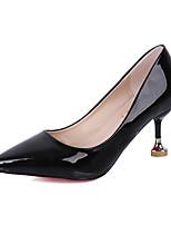 Mujer Zapatos de taco bajo y Slip-Ons Confort Suelas con luz TPU Verano Otoño Casual Vestido Fiesta y Noche Paseo Confort Suelas con luz