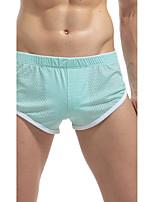 Men's Male Solid Briefs  Underwear