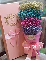Свадьба День Святого Валентина День благодарения Партия выступает и Подарки Подарочные коробки Искусственные цветы Цветысухой