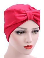 Для женщин Шапки Цветы Широкополая шляпа,Весна/осень Лето Хлопок Пэчворк Разные цвета