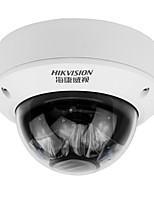 HIKVISION® DS-2CD2735F-IS Multi-language Version Vari-focal Dome IP Camera 2.8-12mm WDR (IP67 IK10 POE Audio/alarm I/O Built-in SD Card Slot)
