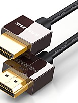 SAMZHE   SM-650  HDMI 2.0 Cable HDMI 2.0 to HDMI 2.0 Cable Male - Male Gold-Plated Copper 5.0m(16Ft)