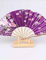 Ventilateurs et parasols-1 Pièce / Set Déco de Mariage UniqueThème plage Thème jardin Thème asiatique Thème floral Thème papillon Thème