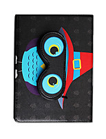 For Apple iPad (2017) Pro 9.7''Case Cover with Stand Flip Pattern Full Body Case Owl Hard PU Leather  iPad Air 2 Air mini 1 2 3/4