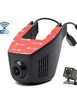 Generalplus (Taiwan) HD 1280 x 720 1080p Videoregistratore digitale per auto No schermo (uscita da APP) Schermo 1024Videocamera da