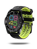 Reloj SmartCalorías Quemadas Podómetros Deportes Monitor de Pulso Cardiaco Pantalla táctil Múltiples Funciones Información Llamadas con
