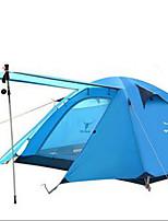 3 a 4 Personas Tienda Carpa para camping Tienda de Campaña Plegable Mantiene abrigado Impermeable para Camping y senderismo CM Otros