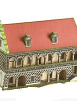 Puzzle Puzzle 3D Costruzioni Giocattoli fai da te Quadrato