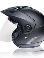 Mezzo casco Adattabile Compatta Traspirabile Migliore qualità Half Shell Sportivo ABS Caschi Moto