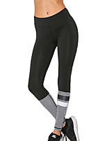 Women's Running Tights Fitness, Running & Yoga Quik Dry Sports Tights for Running/Jogging Yoga Camping / Hiking Exercise & Fitness