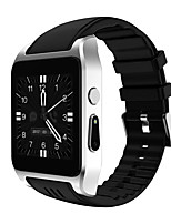 Smartwatch Nano SIM Card /3G  WIFI Internet /Support Software Download /Camera/Hands-Free Calls Android Smart Watch Mobile