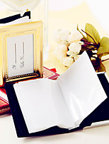 Indian Gold Photo Album and Place Card Holder 4 x 3 inch Beter Gifts® DIY Party Decoration