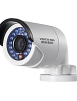 Hikvision® ds-2cd2035-i version multilingue caméra IP 3mp interne (poe ip67 h.265 détection de mouvement ir plug and play)