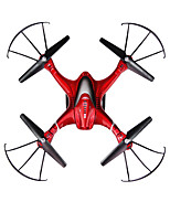 SJ R/C X300-2C 4CH 360 Flips One-key-return 2.4GHz RC Quadcopter 4 Channel With 720P HD Camera Headless Mode RTF