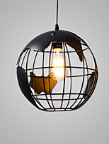 Flush Mount   Modern/Globe Lamp/Lodge Nature Inspired Chic & Modern Country Traditional/Classic Retro Painting Feature for Matte