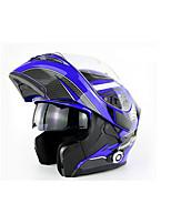 2017 New BM2-E Motorcycle Bluetooth Helmet Built In Intercom 1500M BT Interphone With FM Radio Integral/Half Face Helmet DOT Standard
