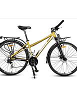 Bicicletas Confort Ciclismo 24 Velocidad 26 pulgadas/700CC Shimano Disco de Freno Ordinario Cuadro de Aleación de AluminioOrdinario A