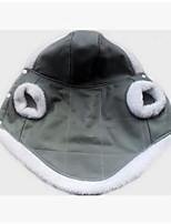 Chien Combinaison-pantalon Vêtements pour Chien Décontracté / Quotidien Garder au chaud Uni Blanc Rose