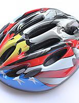 Мотоциклетный шлем Скейтбординг шлем Универсальные шлем Other Сертификация Демпфирование Подвижный для Катание на коньках Роликобежный