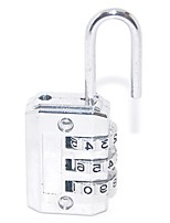51600 Password Unlock 3 Digit Password Gym Lock Dail Lock  Password Lock