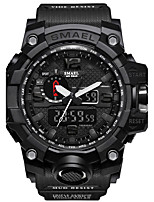 Gift Modern LED Display Multiple Wristwatch Military Luxury Male Clock Smartwatch