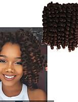 Pré-boucle Tresses crochet La Havane Crochet Bouclé Bouncy Curl Jamaican Bounce Hair ChineAuburn Noir / Blond Fraise Noir / Medium Auburn