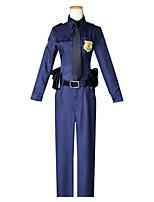 Costumes Cosplay Cosplay Hauts / Bas Badge Sac Plus d'accessoires Inspiré par Cosplay Cosplay Manga Accessoires de CosplayHaut Pantalon