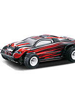 Buggy 1:28 Brush Electric RC Car 30 2.4G Ready-To-Go 1 x Manual 1 x Charger 1 x RC Car