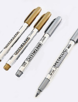 Fashion Paint Pen Metal Craft Pen Marking Pen 1PC