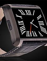 Men's Smart Watch Fashion Watch Digital Water Resistant / Water Proof PU Band Black Brown