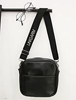 Women Shoulder Bag PU All Seasons Casual Baguette Zipper Brown Coffee Yellow Black