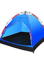 3-4 personnes Tente Tente de camping Tente automatique Garder au chaud Etanche pour CM Satin Elastique
