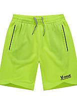 Men's Running Shorts Casual/Daily Shorts for Running/Jogging Exercise & Fitness Polyester M