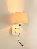 60 E26/E27 Rétro Moderne/Contemporain Rustique Fonctionnalité for LED Style mini,Eclairage d'ambiance Applique murale