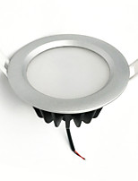 ZDM 10W Dimmable Waterproof  IP65 900-950LM Silver Round  LED Downlight Ceiling light Semi outdoor Cold White/Warm White  AC220V