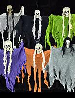Хэллоуин декор предметы бар ktv сцена террористические индустрии мини-кран призрак повесить дом с привидениями цвет случайный