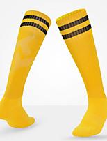 Простой Спортивные носки Мужской Носки Все сезоны Противозаносный Износоустойчивый Хлопок Футбол