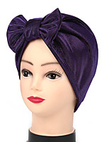 Women's Fashion Floppy Bucket Bowknot Turban Hat & Cap
