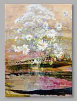 Dipinta a mano Natura morta Verticale,Alta qualità Un Pannello Tela Stampa For Decorazioni per la casa