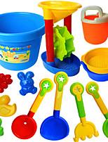 Игрушки для пляжа Пластик