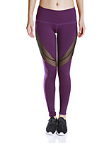 Women's Running Pants Fitness, Running & Yoga Moisture Wicking Quick Dry Compression Tights for Yoga Running/Jogging Exercise & Fitness