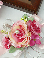 Yuxiying Wedding Wrist Corsages Rose more coloer