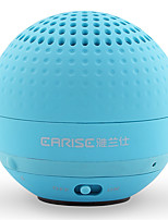 EARISE F6 Speaker Bluetooth Channel 2.0 Mini 1.5W Plastic 360  Stereo Handsfree Call