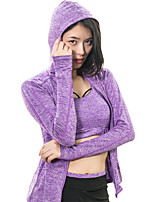 Women's Running Clothing Suits Fitness, Running & Yoga Spring/Fall Summer Sports Wear Yoga Running/Jogging Jogging Fitness