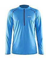 Men's Running Sweatshirt Fitness, Running & Yoga Autumn/Fall Winter Sports Wear Running/Jogging