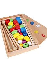 Building Blocks For Gift  Building Blocks Square Wooden 1-3 years old Toys