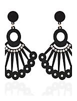 Women's Drop Earrings Earrings Earrings Set Jewelry Basic DIY Simple Style Classic Fashion Bohemian Cute Style Handmade Resin Jewelry For
