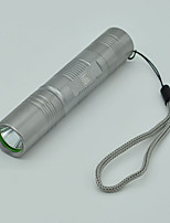 Alarm Flashlight Flashlight Q5 S5 Flashlight Woman Anti Wolf LED Mini Flashlight
