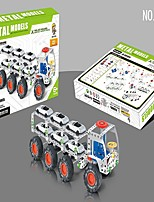 Grown-Up Toys Logic & Puzzle Toys For Gift  Building Blocks Truck Iron 6 Years Old and Above 8 to 13 Years 14 Years & Up Toys